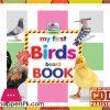 My First BIRDS Board Book 6.5 Inch