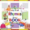 My First RHYMES Board Book 6.5 Inch