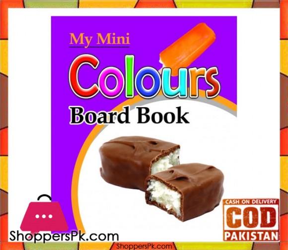 My Mini Board Book Colours