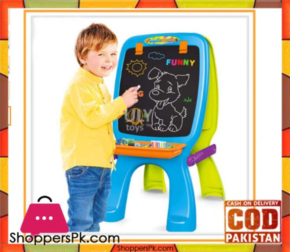 New Design Educational Toy Kids Writing Drawing Board Creative Sketchpad