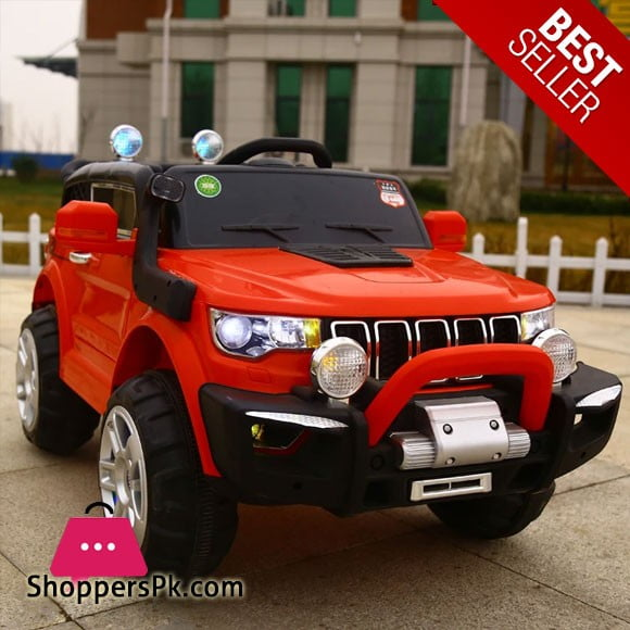 Off Road kids Ride on Jeep Double Drive Can take 4 x 4