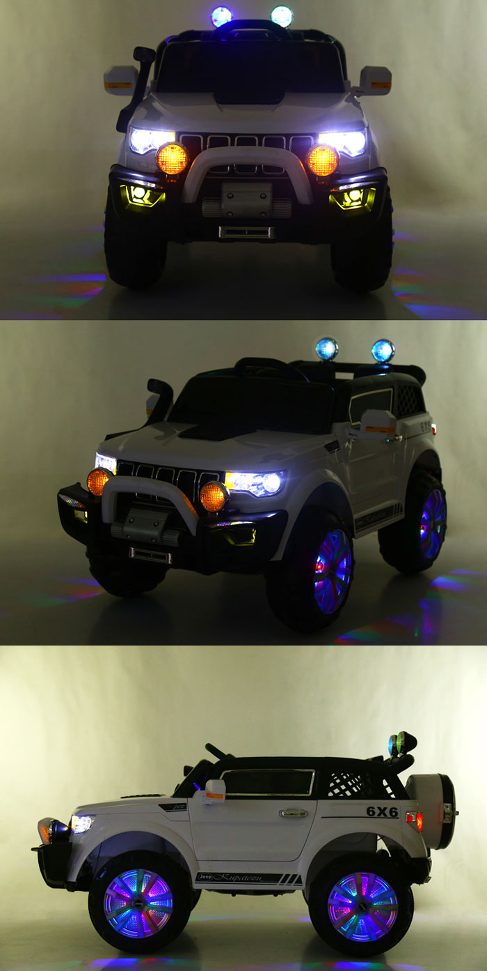 Buy Off Road Kids Ride On Jeep Double Drive Can Take 4 X 4