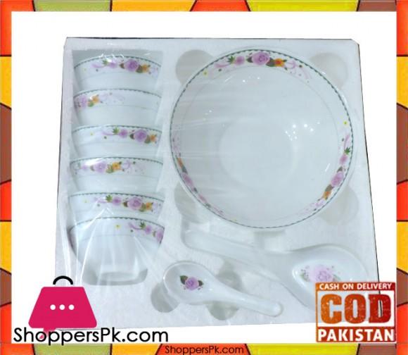 Porcelain Soup Set 14 Pieces