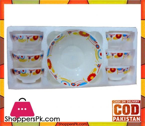 Porcelain Soup Set 7 Pieces