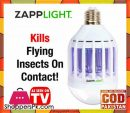 Insect Kill flying bulb
