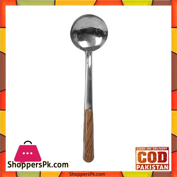 Stainless Steel Spoon - Silver