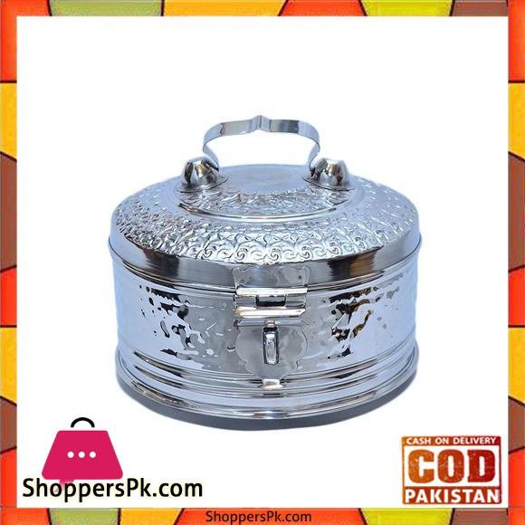 High Quality Silver Pan Dan