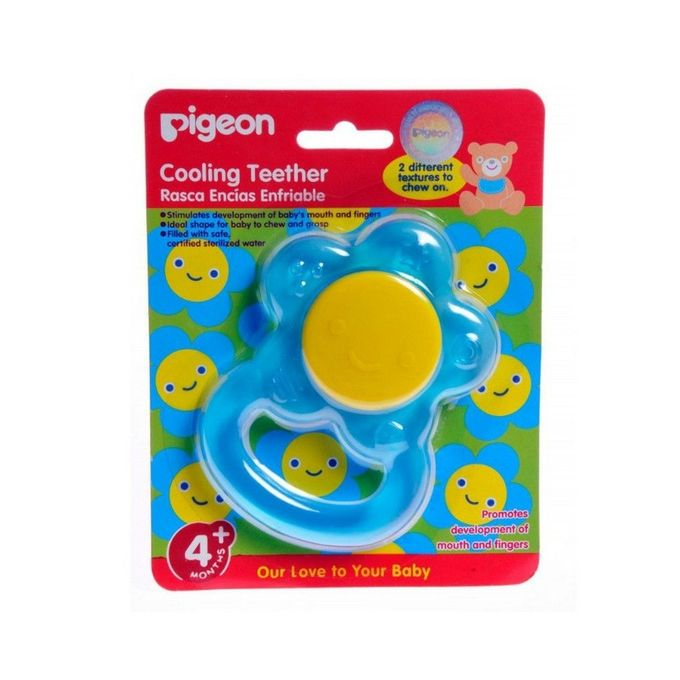 Pigeon Cooling Teether Flower - Shoppers Pakistan