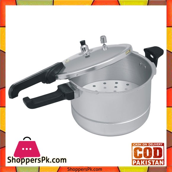 Chef Steamer Pressure Cooker - 9 Litre