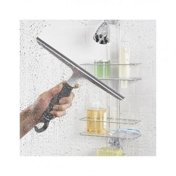Mirror & Window Cleaning Wiper - White