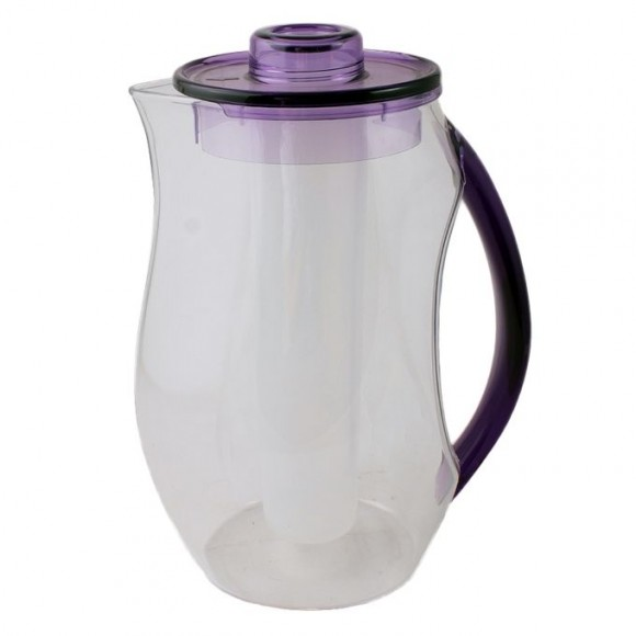 Acrylic Water Set - 7 Pieces - Purple - BH0060AC