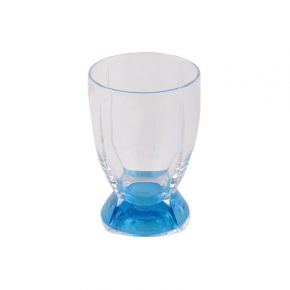 Acrylic Rocket Water Set - 7 Pcs - Blue - BH0132AC
