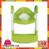A+B Potty Seat Chair Step with Adjustable Ladder