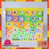 Alphabates And Numbers Block Puzzle Set