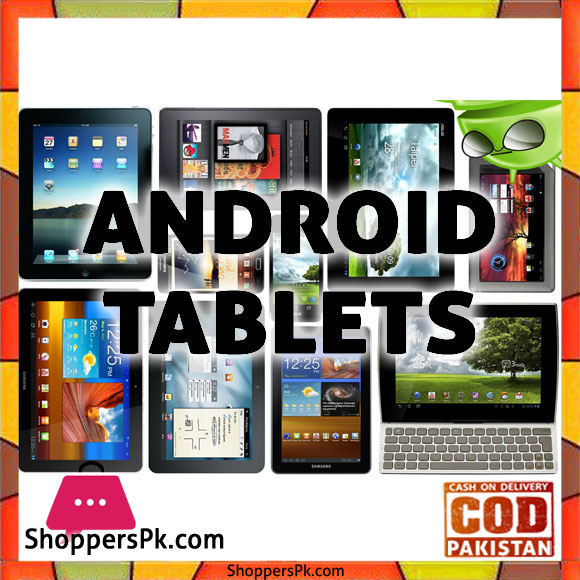 Android Tablets Price in Pakistan
