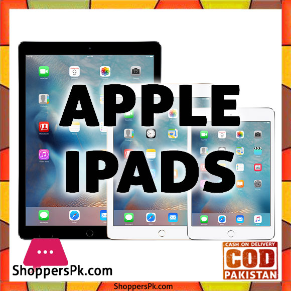 Apple iPads Price in Pakistan