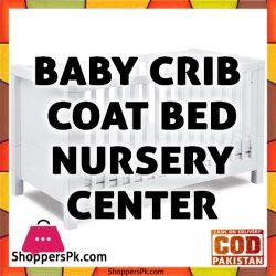 Baby Crib / Coat / Bed / Nursery Center