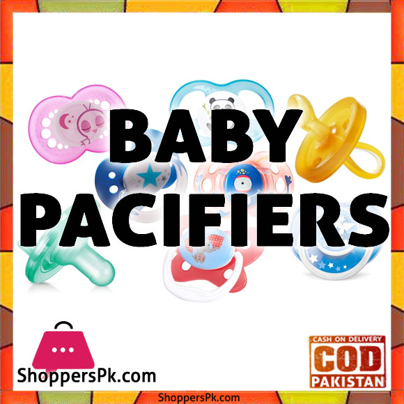 Baby Pacifiers & Teethers in Pakistan