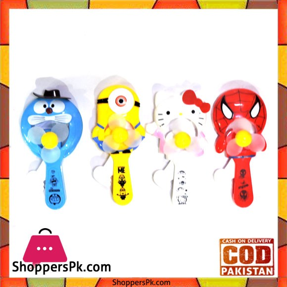 Cartoon Personal Toy Fan