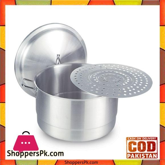 Casio Steamer Alloy Metal - 34 cm