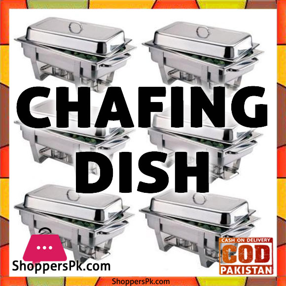Chafing Dish Price in Pakistan
