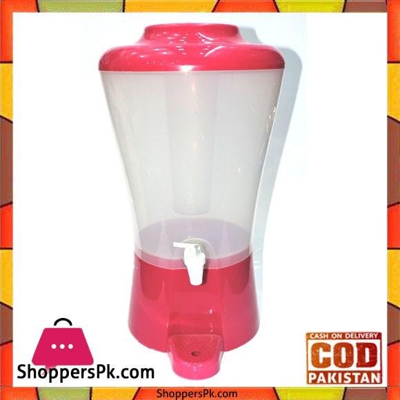 Classic Beverage Detox Juice Dispenser Plastic 4.5L - Karachi Only