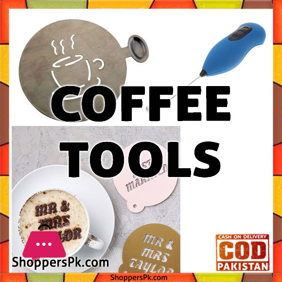 Coffee Utensils in Karachi