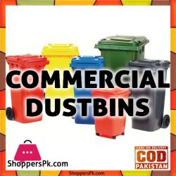 Commercial Dustbins