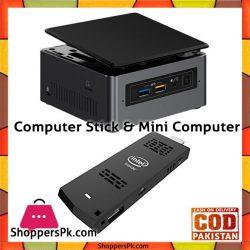 Compute Stick & Mini Computer