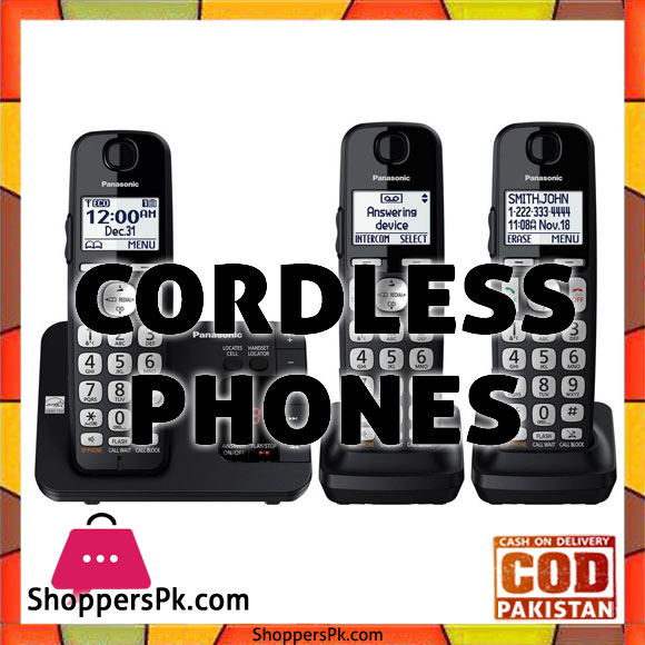 Cordless Phones  Price in Pakistan