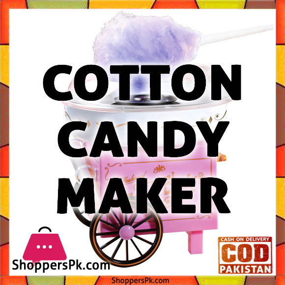 Cotton Candy Maker in Karachi