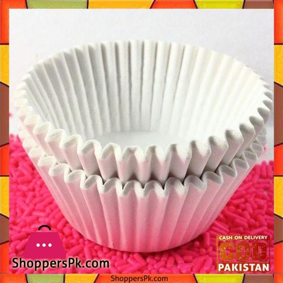 1000 Pcs 5.8 cm Paper CupCake Mould Liner