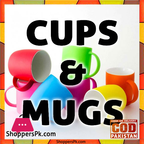 Cups & Mugs Price in Pakistan