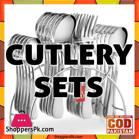 Cutlery Sets Price in Pakistan