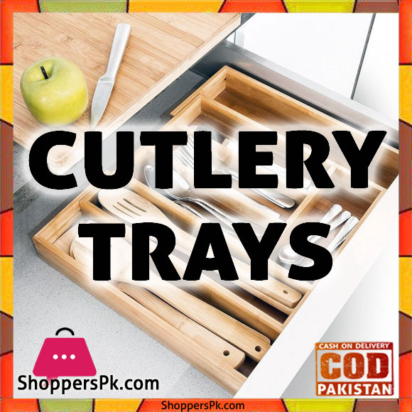 Cutlery Trays Price in Pakistan
