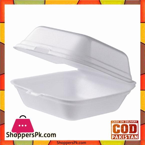 Disposable Burger Box 100 pcs