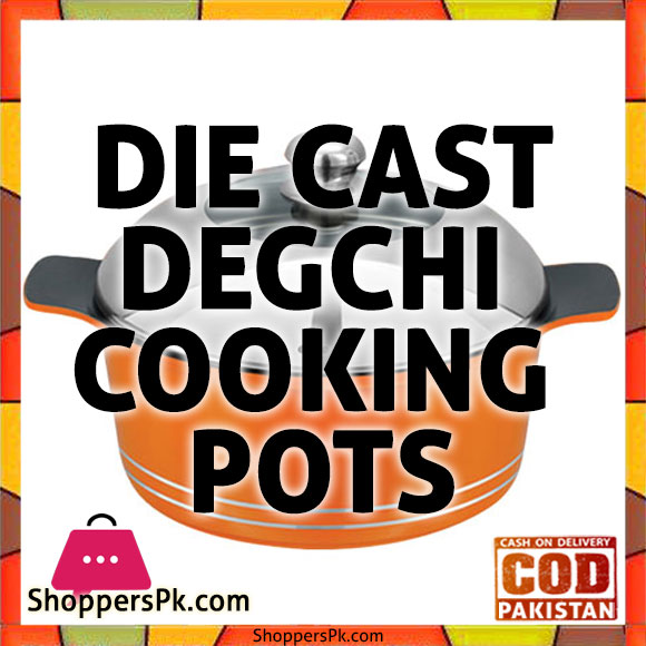 die-cast-degchi-cooking-pots in Pakistan