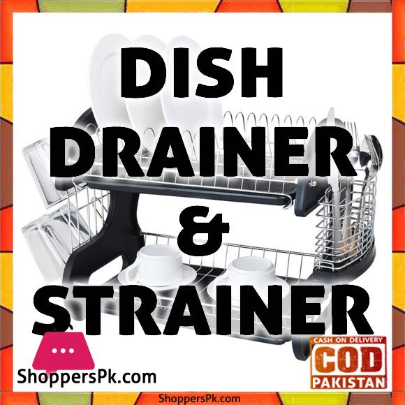 Dish Drainer & Strainer Price in Pakistan