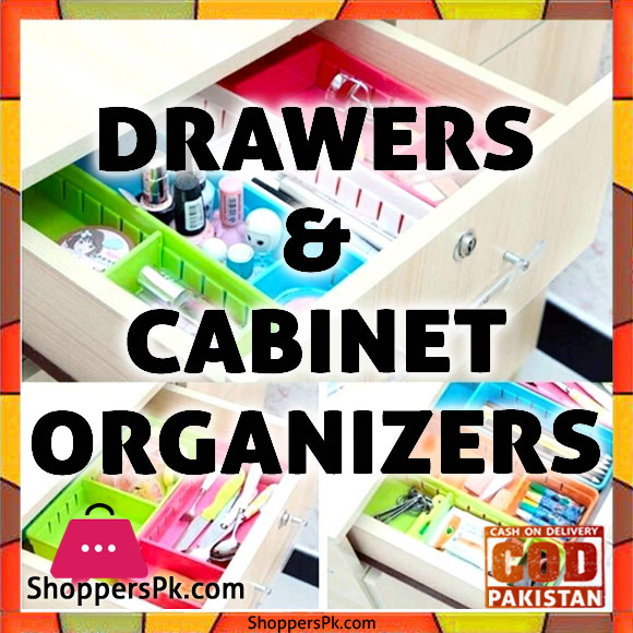 Drawers & Cabinet Organizers Price in Pakistan