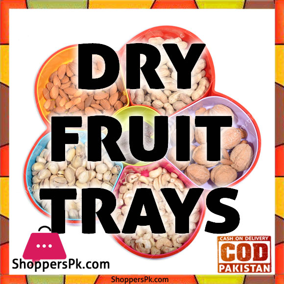 Dry Fruit Trays Price in Pakistan