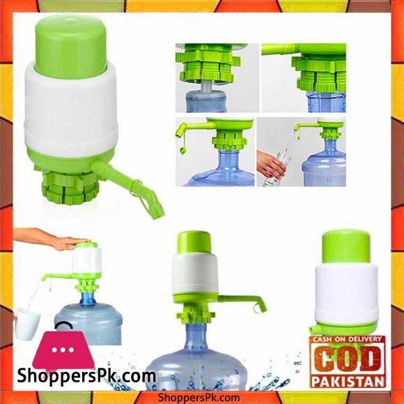 Eco-Logic Water Pump - Manual Water Dispenser - Karachi Only