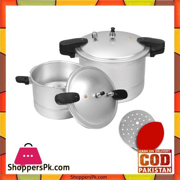 Sonex Elegant Steamer Cooker - 13 Litre