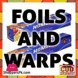 Foils & Wraps