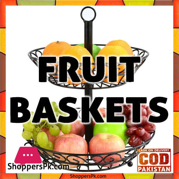 Steel Fruit Basket Online