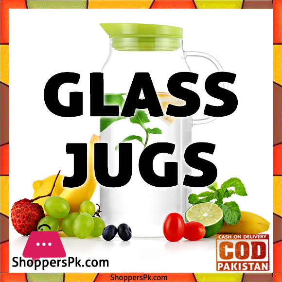 Glass Jugs Price in Pakistan