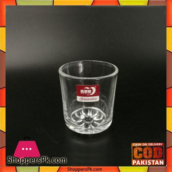 BlinkMax Mini Glass Pack of 12 B1504