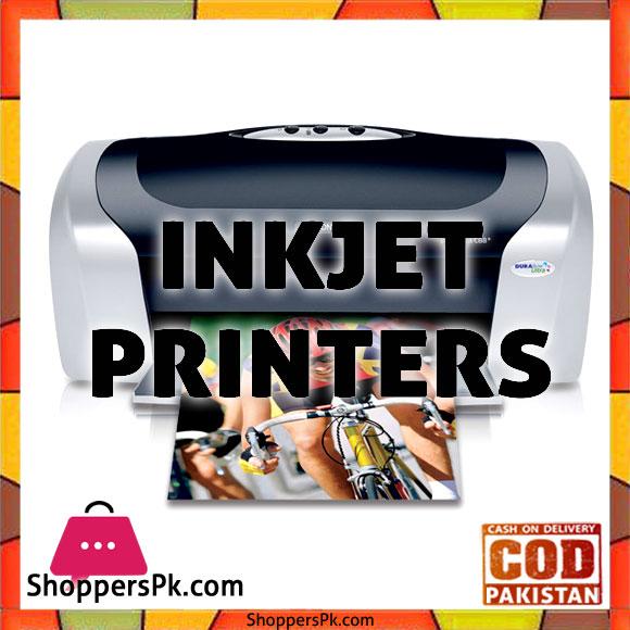 Inkjet Printers Price in Pakistan