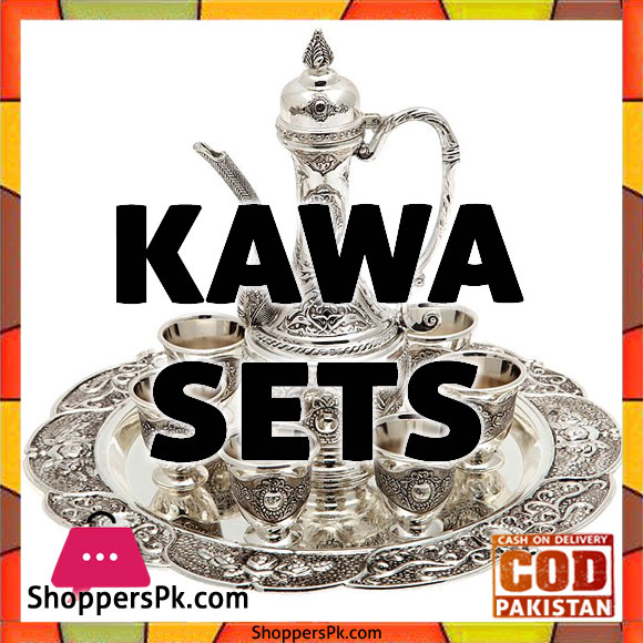 Kawa Sets Price in Pakistan