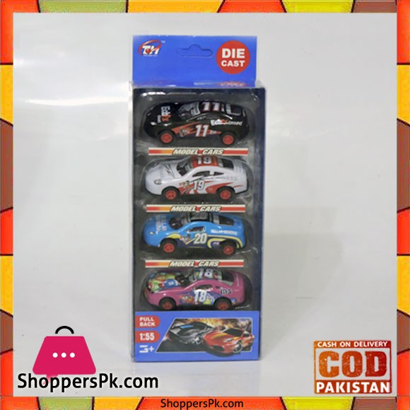 Kid Die Cast Small Car Set For Kid