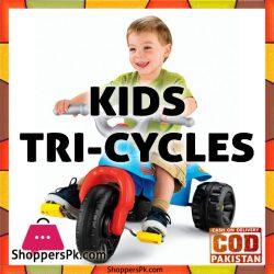 Kids Tri-Cycles